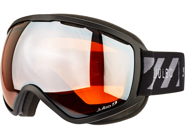 Julbo Atlas Gafas, black/orange/silver flash